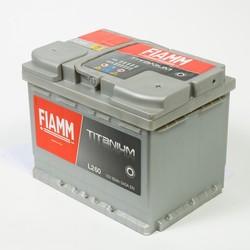 Аккумулятор автомобильный Fiamm TITANIUM PRO L260P