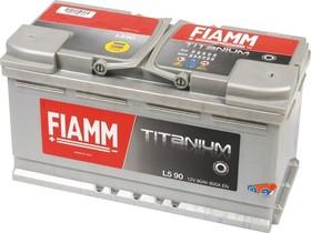 Аккумулятор автомобильный Fiamm TITANIUM PRO L590P