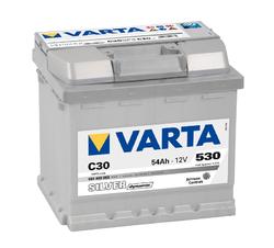 VARTA  Silver dynamic -54Ач (C30)  54А/ч  530А