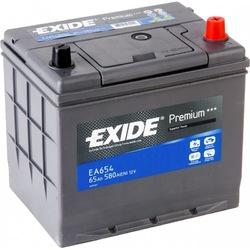 Аккумулятор автомобильный Exide EA654 65 А/ч 580А
