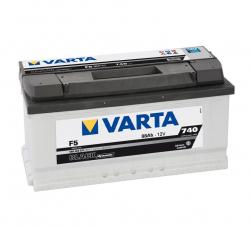 Аккумулятор автомобильный Varta black dynamic F5 (588403074)