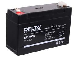 Аккумулятор Delta DT 4035 (4V / 3.5Ah)