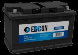 Аккумулятор автомобильный EDCON 80 а/ч 620A (DC80620R)