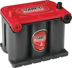 Аккумулятор автомобильный OPTIMA Red Top 8022-255 44 А/ч 730 А ( RT U 3.7) амер. кл.