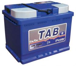 Аккумулятор TAB Polar 60Ah 600a (121060) (R+)