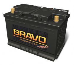 Аккумулятор Аком Bravo 74Ah 650a (L+)