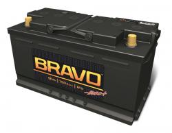 Аккумулятор Аком Bravo 90Ah 760a (L+)