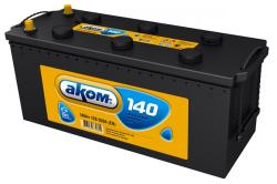 Аккумулятор Аком 140Ah 950a (L+)
