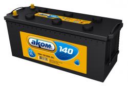 Аккумулятор Аком 140Ah 950a (R+)