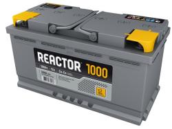 Аккумулятор Аком Reactor 100Ah 100a (L+)