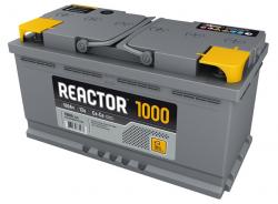 Аккумулятор Аком Reactor 100Ah 100a (R+)