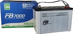 Аккумулятор автомобильный FB 7000 115D31L