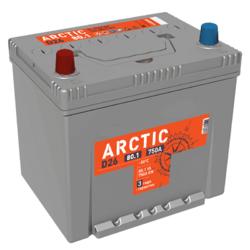 Аккумулятор автомобильный ARCTIC ASIA 80ah 6СТ-80.1 VL B01