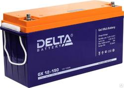 Аккумулятор Delta GX 12-150 (12V / 150Ah)