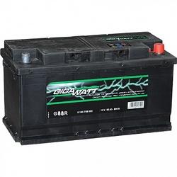 Аккумулятор автомобильный Gigawatt G88R 83А/ч 720A