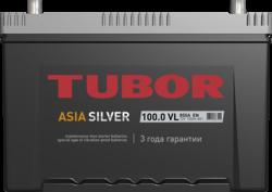 Аккумулятор автомобильный TUBOR ASIASILVER 100ah 6СТ-100.0 VL B01