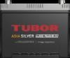 Аккумулятор TUBOR ASIASILVER 77ah, 6СТ-77.1 VL B01