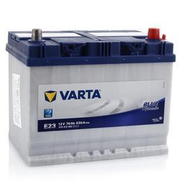 Аккумулятор автомобильный Varta blue dynamic E23 (570412063)