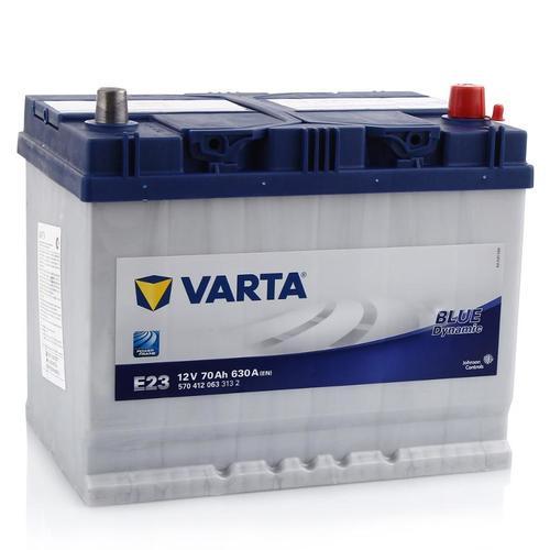 VARTA Blue dynamic -70Ач (E23)  70А/ч  630А