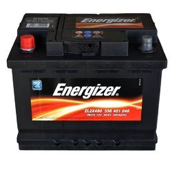 Аккумулятор автомобильный Energizer EL2X480 56А/ч 480А
