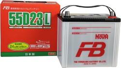 Аккумулятор автомобильный Furukawa FB Super Nova 55D23L