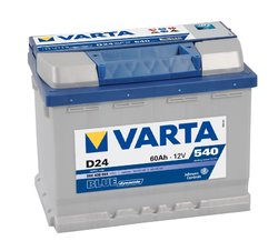 VARTA Blue dynamic-60Ач (D24)  60А/ч  540А