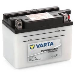 Мото аккумулятор Varta 504011002