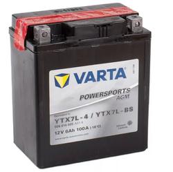 Мото аккумулятор Varta 506014005