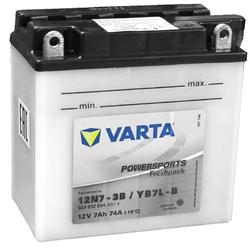 Мото аккумулятор Varta 507012004