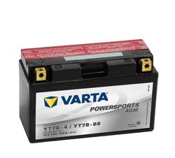 Мото аккумулятор Varta 507901012