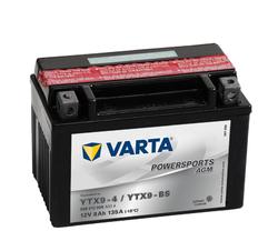 Мото аккумулятор Varta 508012008