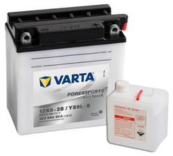 Мото аккумулятор Varta 509014008
