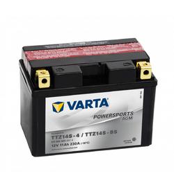 Мото аккумулятор Varta 511902023