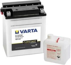 Мото аккумулятор Varta 514012014