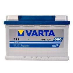 Аккумулятор автомобильный Varta blue dynamic E11 (574012068)