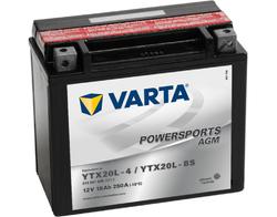 Мото аккумулятор Varta 518901026