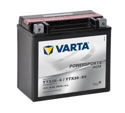Мото аккумулятор Varta 518902026