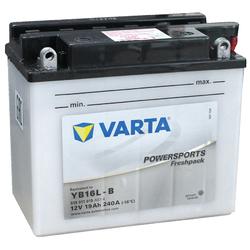 Мото аккумулятор Varta 519011019