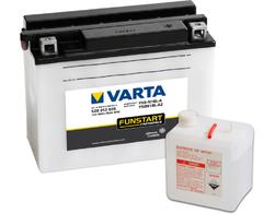 Мото аккумулятор Varta 520012020