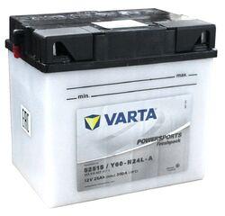 Мото аккумулятор Varta 525015022