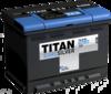Аккумулятор TITAN EUROSILVER 76ah, 6СТ-76.0 VL