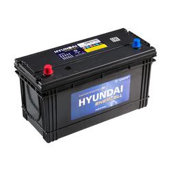 Аккумулятор автомобильный HYUNDAI 100 а/ч CMFN100