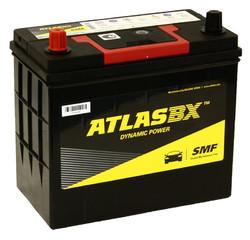 Аккумулятор автомобильный Atlas MF55B24R 45А/ч 360А