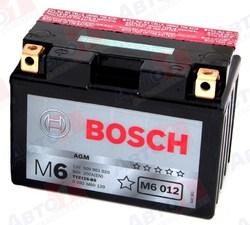 Аккумулятор мото Bosch moba 12V A504 AGM (M60120)