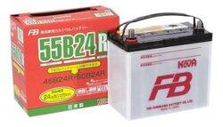 Аккумулятор автомобильный FB Super Nova 55B24R