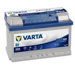 Аккумулятор автомобильный Varta blue dynamic D54 (565500065)