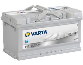 Аккумулятор автомобильный Varta silver dynamic F19 (585400080)