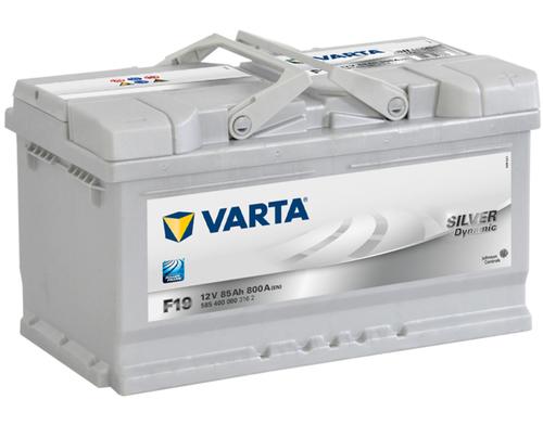 VARTA Silver dynamic-85Ач (F19) 85А/ч 800А