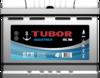 Аккумулятор TUBOR AQUATECH 60ah, 6СТ-60.0 VL
