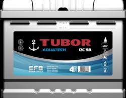 Аккумулятор автомобильный TUBOR AQUATECH 60ah 6СТ-60.0 VL